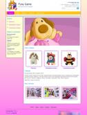 Сайт магазина мягких игрушек